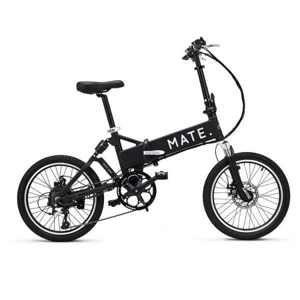 Mate City elektrische fatbike opvouwbaar