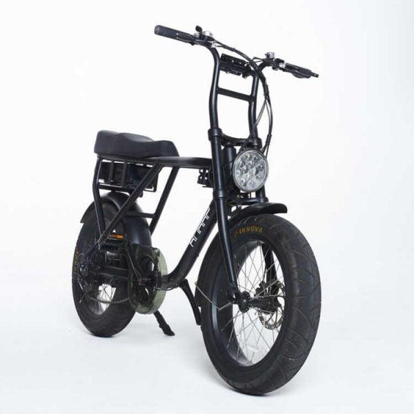 Knaap Bike Black e-fatbike