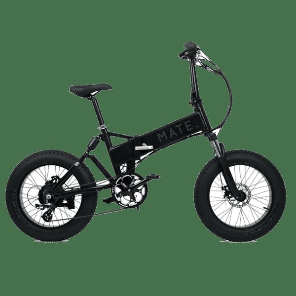 Mate X 750 watt elektrische fatbike