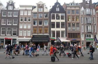 Demonstratie Amsterdam walk te lev - legalisering LEV's